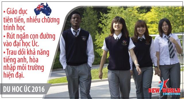 Du học Úc bậc Trung học được nhiều phụ huynh ưu tiên lựa chọn 2017 - 5