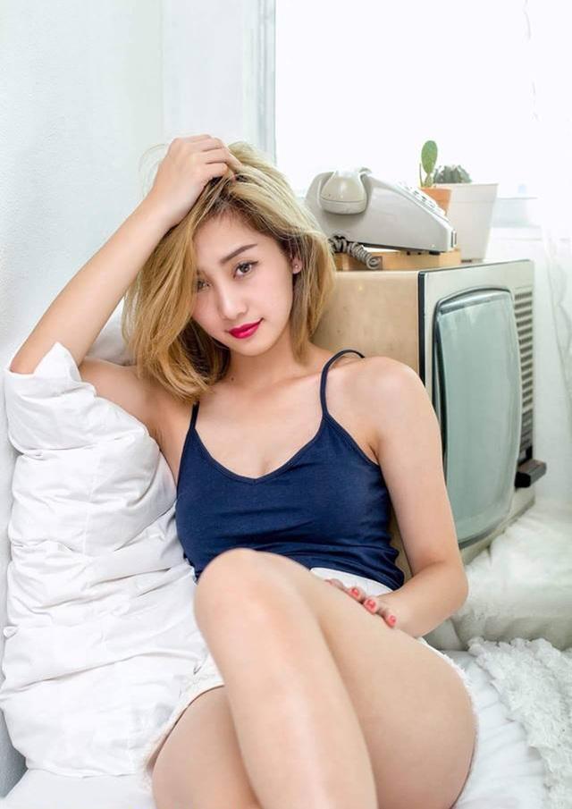 4 hot girl Việt sexy sẽ thế nào khi thiếu son phấn? - 6