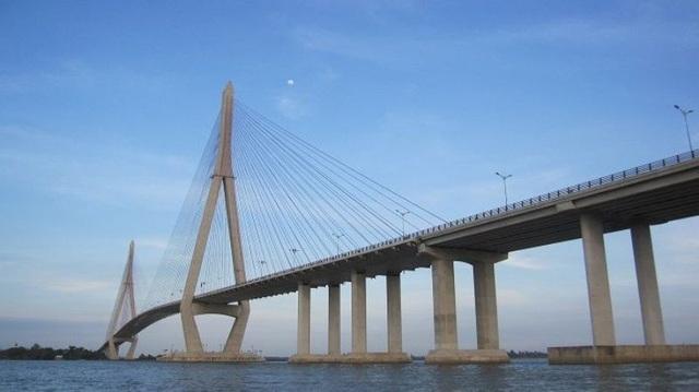 """Những cây cầu giữ kỉ lục """"nhất"""" Việt Nam - 6"""