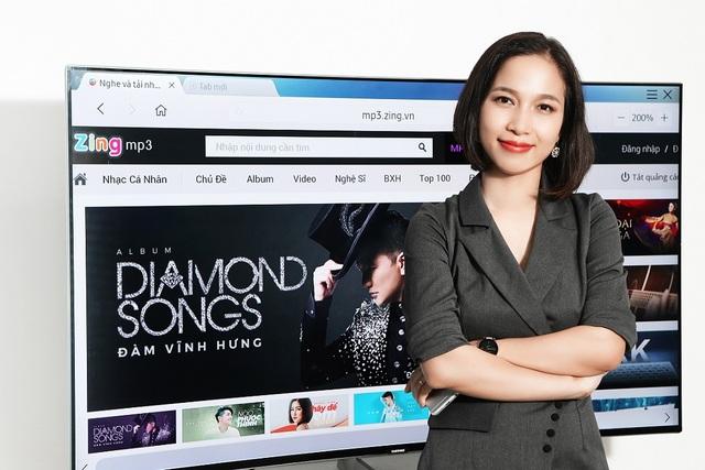 Cô gái 8x và hành trình tìm lời giải cho nhạc số Việt - 1