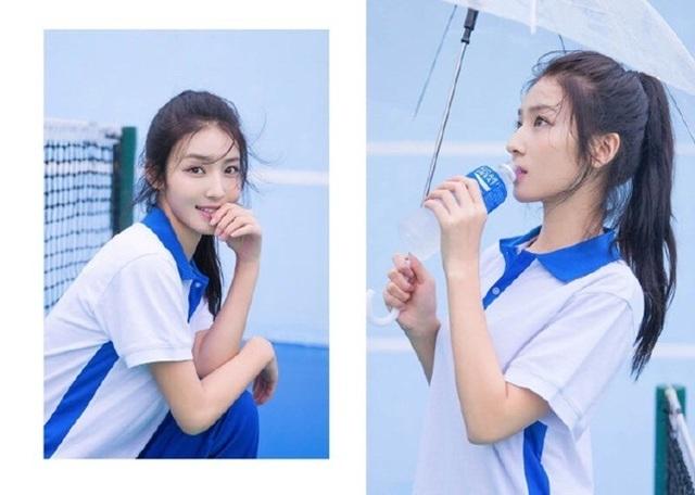 """""""Lạc mất hồn"""" vì nữ sinh trường điện ảnh Thượng Hải - 7"""