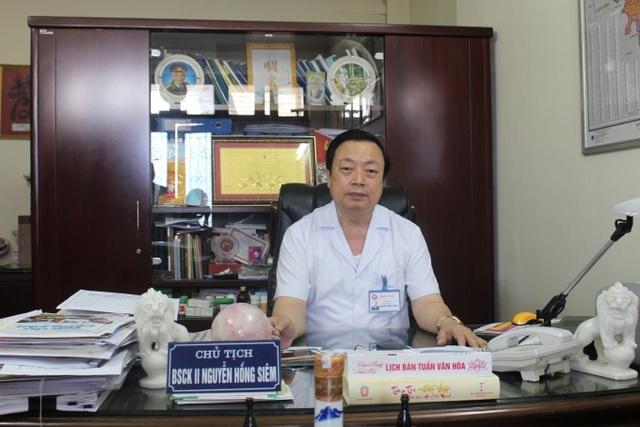 Ðóng cửa một cơ sở chữa ung thư bằng Ðông y - 7