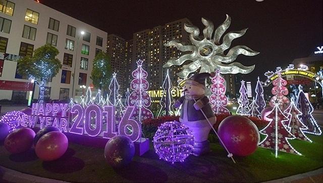 Những địa điểm vui chơi Noel 2016 hấp dẫn nhất Hà Nội - 6