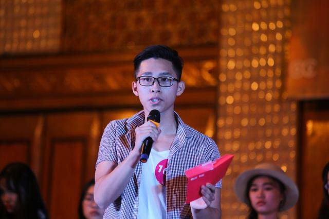 Nguyễn Đại gửi gắm thông điêp nếu trở thành Đại sứ GLN/JOLO