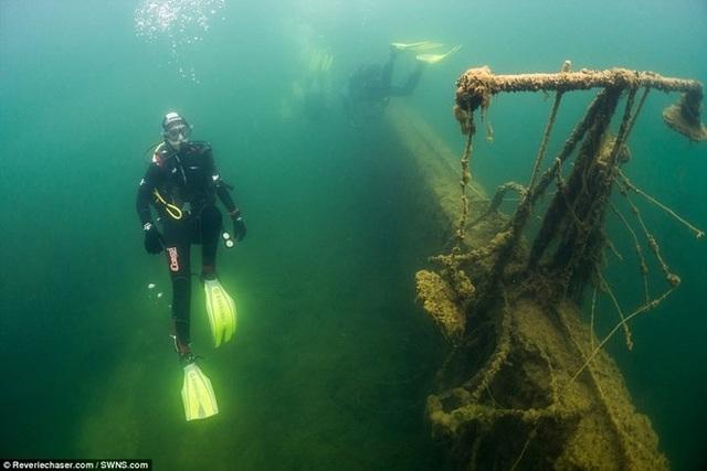 Khám phá nhà tù Rummu - Điểm đến ưa thích của thợ lặn thế giới - 8