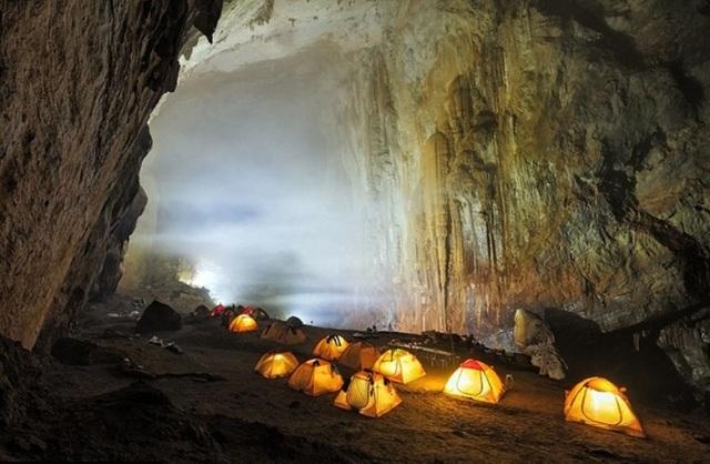 """Khám phá những """"kiệt tác"""" hang động của Việt Nam - 7"""