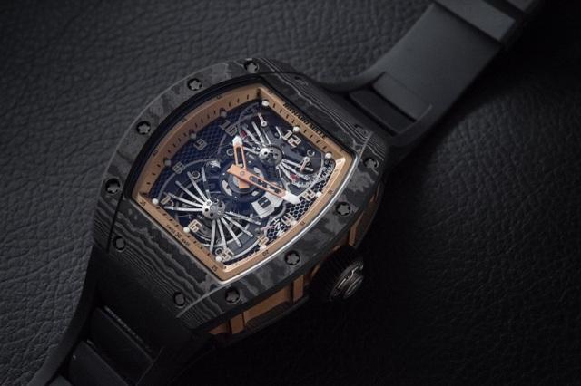 Chiêm ngưỡng đồng hồ Richard Mille hơn 15 tỉ đồng của đại gia Việt - 7