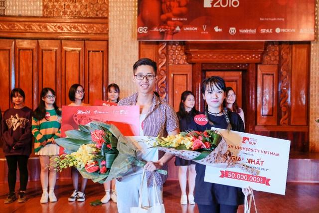 Cặp đôi Đại sứ GLN: Nguyễn Đại và Phương Ngọc
