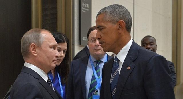 Càng về cuối nhiệm kỳ, mối quan hệ của ông Obama và Tổng thống Nga ngày càng có nhiều dấu hiệu đi xuống. Ảnh: Sputnik.
