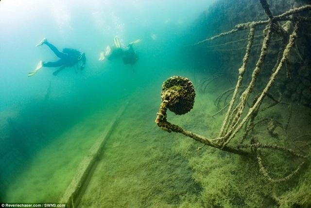 Khám phá nhà tù Rummu - Điểm đến ưa thích của thợ lặn thế giới - 10