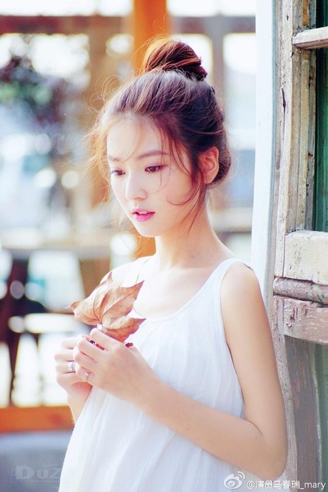"""""""Lạc mất hồn"""" vì nữ sinh trường điện ảnh Thượng Hải - 10"""