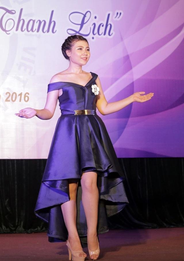 Thí sinh có điểm thi kiến thức cao nhất Nguyễn Thị Phương Thảo đến từ quê hương Ninh Thuận.