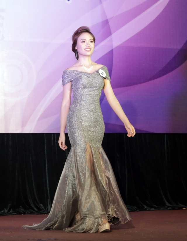 Trịnh Khánh Linh giành giải Ứng xử và ngôi vị Á khôi 1 của cuộc thi, cùng với giải thưởng bình chọn của khán giả.
