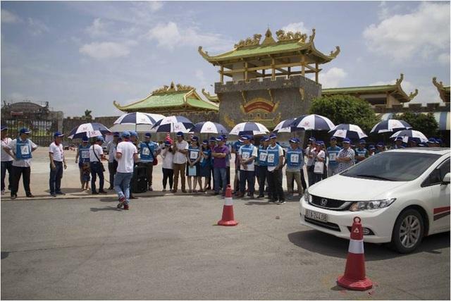 Honda Việt Nam tích cực đào tạo lái xe ô tô an toàn - 5