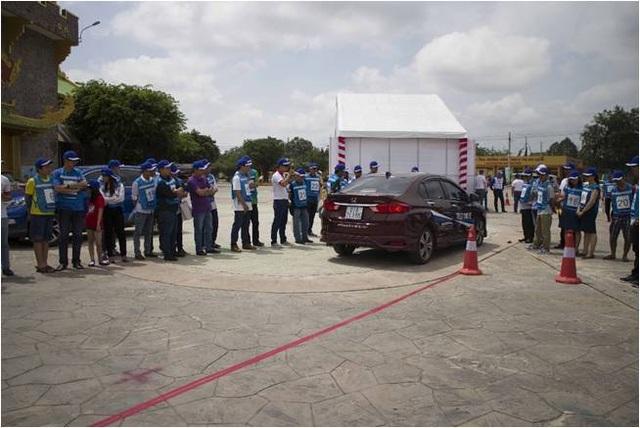 Honda Việt Nam tích cực đào tạo lái xe ô tô an toàn - 4