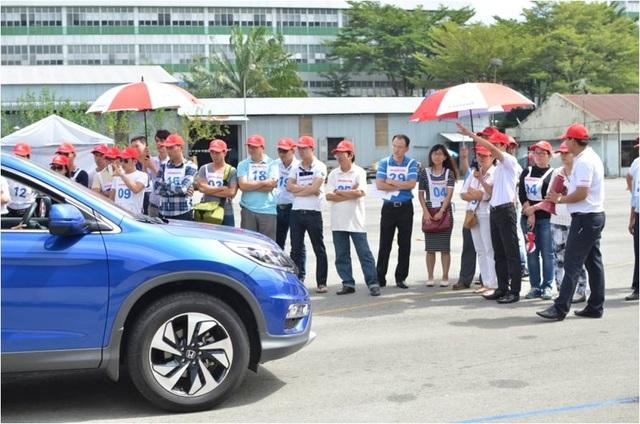 Honda Việt Nam tích cực đào tạo lái xe ô tô an toàn - 1