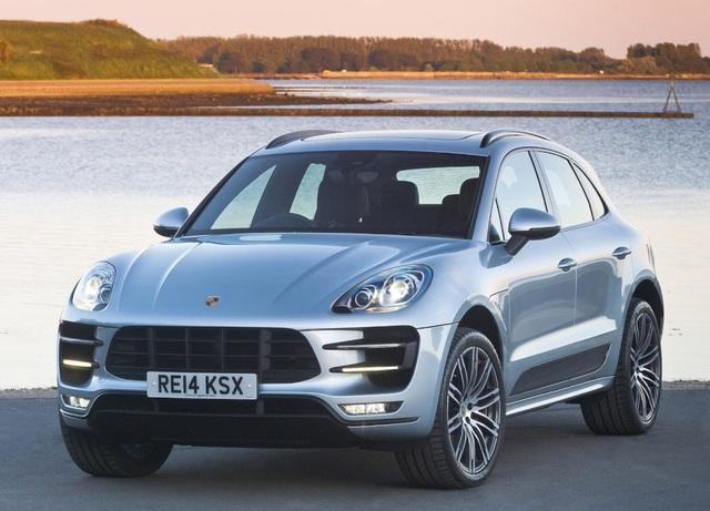 Compact SUV hạng sang: Porsche Macan