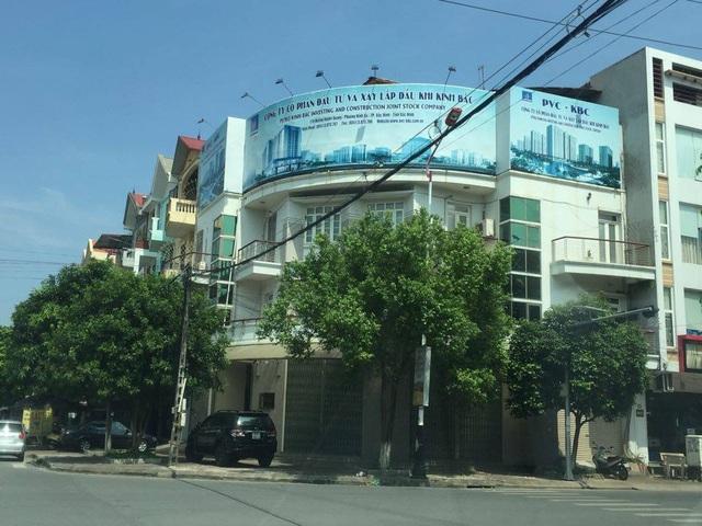 Công ty Cổ phần xây lắp dầu khí Kinh Bắc-doanh nghiệp đã bán khu đất trên cho Công ty TNHH Mai Phương do ông Trịnh Xuân Giới- bố đẻ ông Trịnh Xuân Thanh làm Chủ tịch