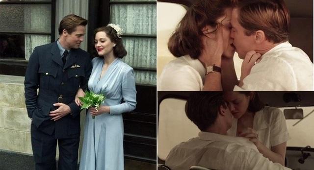 Những cảnh ngọt ngào trong phim giữa nam diễn viên Hollywood và nữ minh tinh từng giành giải Oscar càng khiến dư luận bán tín bán nghi về tin đồn này