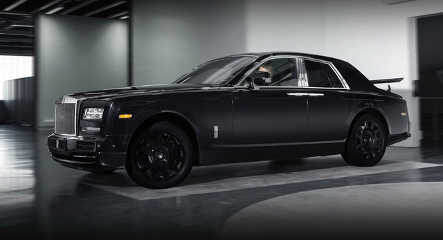 Rolls-Royce không muốn gọi Cullinan là SUV - 1