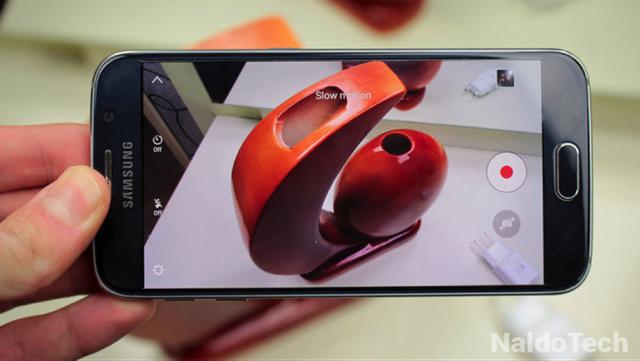 Không cần một chiếc máy quay phim 4K đắt tiền, Galaxy S7 sẵn sàng mang tới cho bạn trải nghiệm quay 4K tuyệt nhấ
