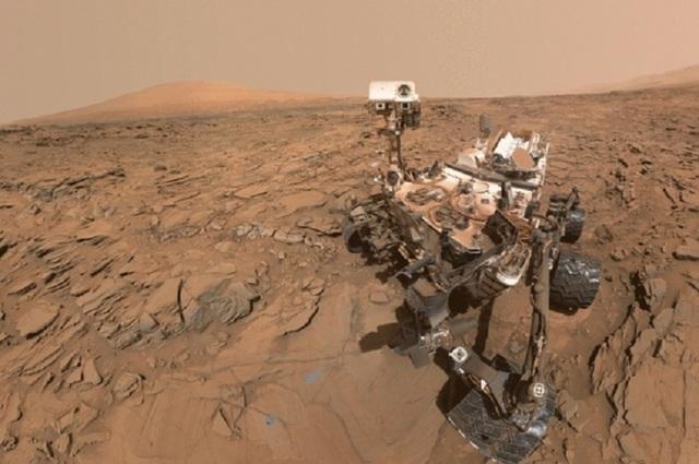 Có phải trên sao Hỏa từng có sự sống? - 1