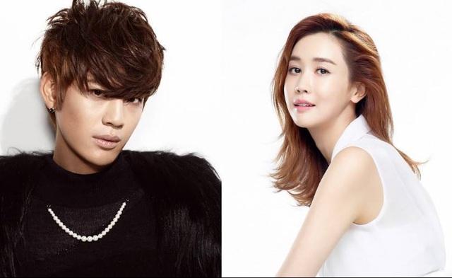 Lee Da Hae và Se7en đã hò hẹn được 7 tháng.
