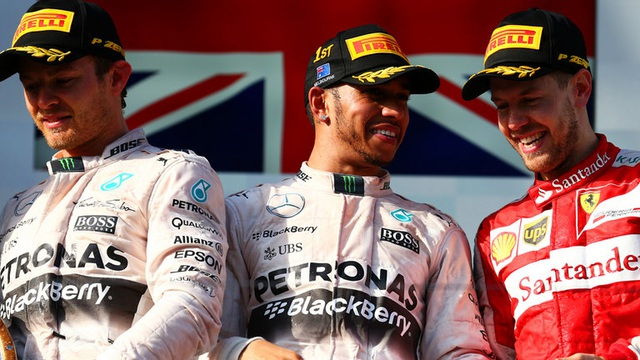 Ai sẽ thay Nico Rosberg ở Mercedes-AMG? - 5