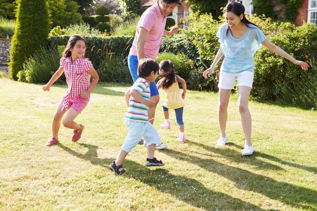 Lối sống năng động là chìa khóa vàng cho gia đình khỏe mạnh và gắn kết.