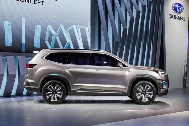 """Viziv-7 Concept """"phác hoạ"""" SUV mới của Subaru - 7"""