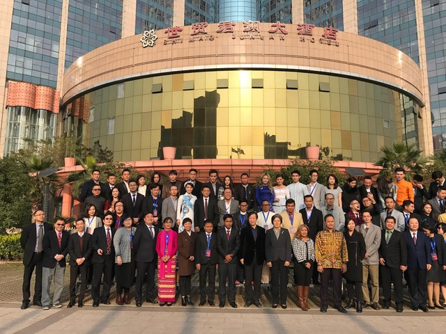Hội thảo thu hút sự tham gia của đại diện tới từ 11 quốc gia
