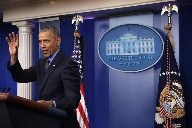 Tài khoản mạng xã hội của ông Obama được chuyển giao cho vị Tổng thống tiếp theo. Ảnh minh họa: Internet