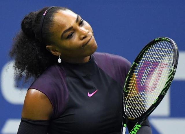Serena Williams đã dừng bước tại bán kết