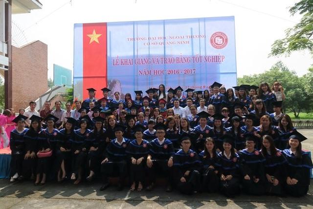 Trường ĐH Ngoại thương – Cơ sở Quảng Ninh tưng bừng tổ chức Lễ khai giảng năm học mới - 5
