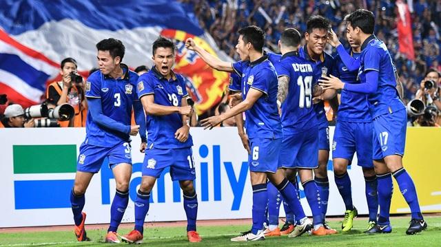 Đội tuyển Thái Lan đi vào lịch sử với 5 lần vô địch AFF Cup