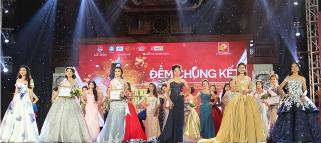 Top 6 gương mặt đẹp nhất của đêm chung kết IMiss Thăng Long 2016