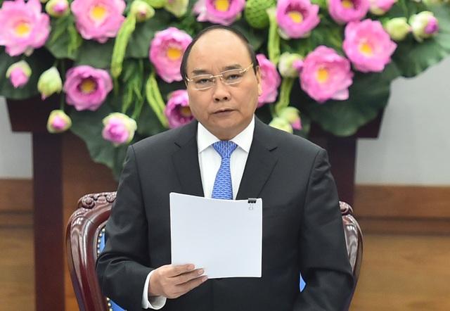 Thủ tướng chủ trì cuộc họp Chính phủ cuối cùng của năm 2016, tổ chức trực tuyến tới 63 tỉnh thành.