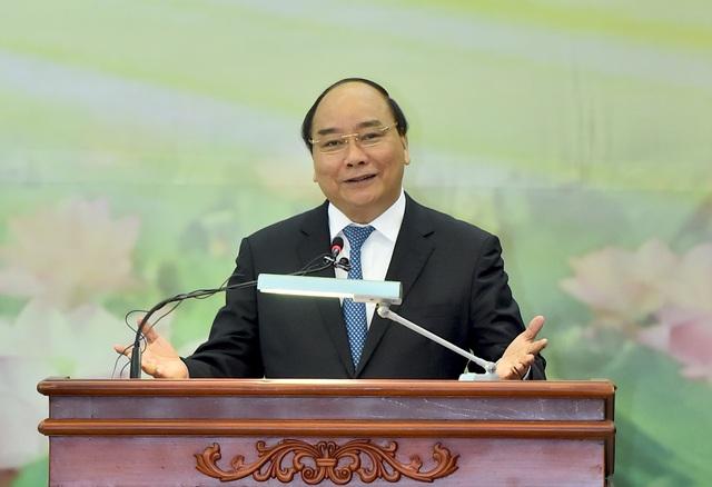 Thủ tướng kêu gọi tinh thần phát huy cao độ lòng tự tôn dân tộc trong kỷ nguyên toàn cầu hoá