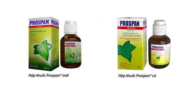 Thuốc ho Prospan® ra mắt bao bì mới phân biệt với hàng nhái và hàng xách tay không rõ nguồn gốc - 1