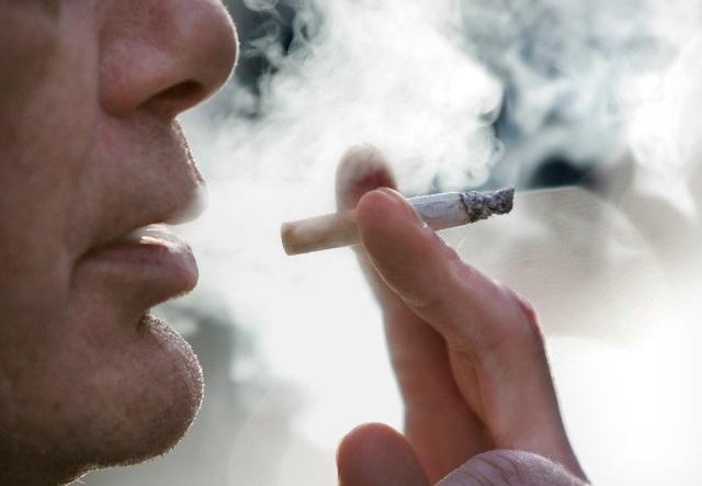 Hút thuốc lá ảnh hưởng lâu dài đến ADN - 1