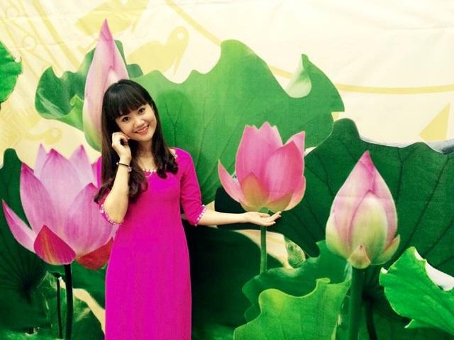 """Nguyễn Thu Trang - nữ thủ khoa """"kép"""" xinh đẹp của trường ĐH Sư phạm Nghệ thuật Trung ương"""