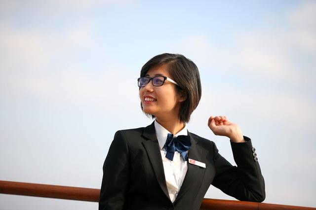 Nữ giảng viên trẻ Phạm Thủy Tiên