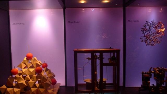Một số những phát minh và ý tưởng quan trọng nhất thế giới đã được trao giải Nobel và có thể được tìm thấy tại bảo tàng Nobel.
