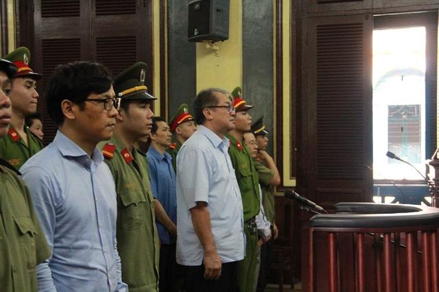 Bị cáo Phạm Công Danh bị tuyên phạt 30 năm tù, bị cáo Phan Thành Mai bị tuyên phạt 22 năm tù