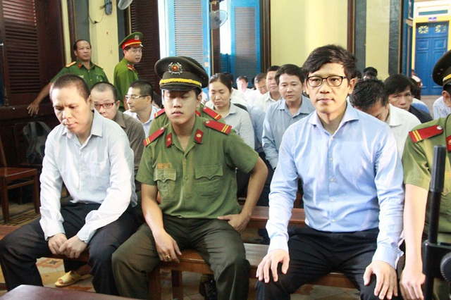 Phạm Công Danh bị tuyên phạt 30 năm tù - 2