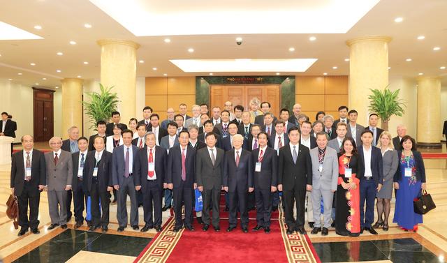 Hình thành các nhóm nghiên cứu phối hợp quốc tế về Việt Nam - 2