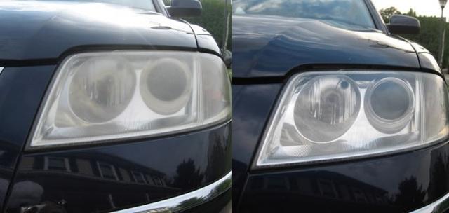 Với một ít kem đánh răng, bóng đèn xe hơi của bạn sẽ trở nên sáng bóng hơn rất nhiều bởi vì kem đánh răng hiện nay chứa chất tẩy nên chúng có tác dụng rất tốt trong việc tẩy rửa.