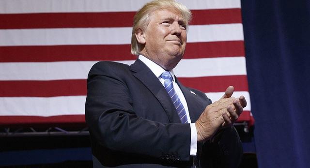 Ứng viên tổng thống Cộng hòa của Mỹ Donald Trump. (Ảnh: Politico)