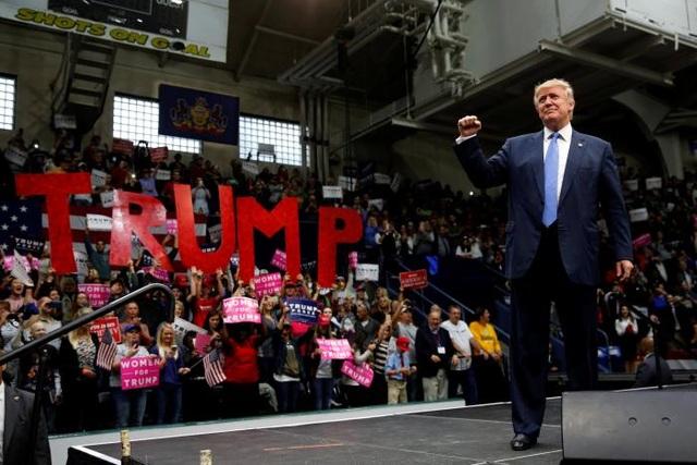 Một nửa cử tri Cộng hòa sẽ không công nhận kết quả nếu ông Donald Trump thua cuộc. (Ảnh minh họa: Reuters)