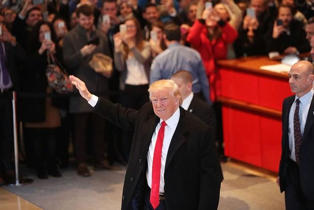 Tại sao quan điểm của Tổng thống Trump về hiện tượng nóng lên toàn cầu lại có kẽ hở? - 1